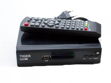 TIGER NOVA T2 software update, review Satellite Tiger nova t2