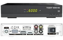 Satellite receivers TIGER: firmware and software